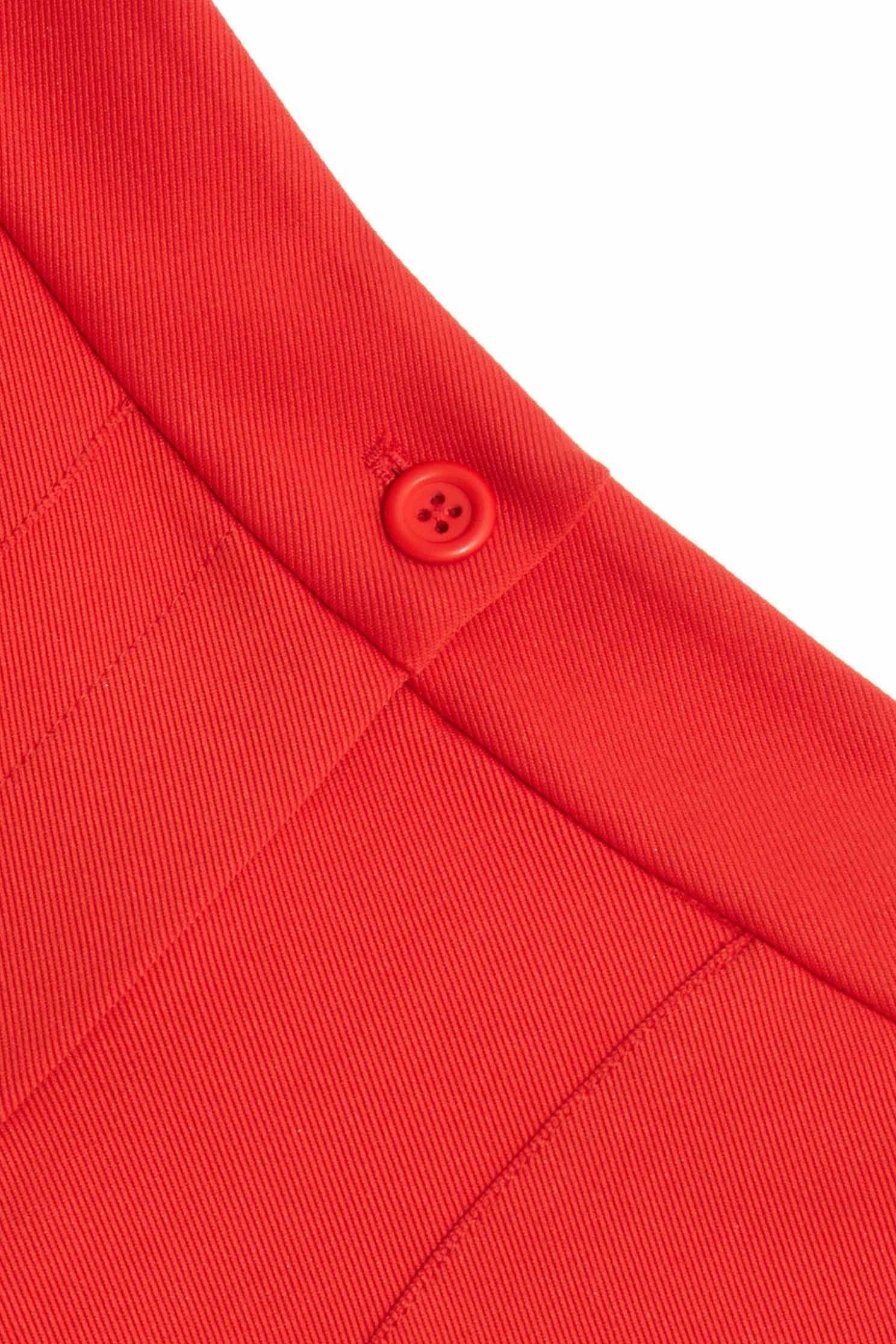 Orange shorts,Season (SS) Look,Shorts,Knitted