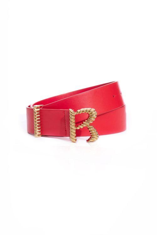 Classic spiral R-word wide belt,Belts,Season (AW) Look,Belts,Belts,Season (AW) Look,Belts
