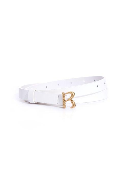 Classic spiral R-word thin belt,Belts,Season (AW) Look,Belts
