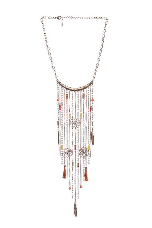 Bohemian tassel necklace,Season (AW) Look,Necklaces,Season (AW) Look,Necklaces,pearl,Season (AW) Look,Necklaces,Season (AW) Look,Necklaces