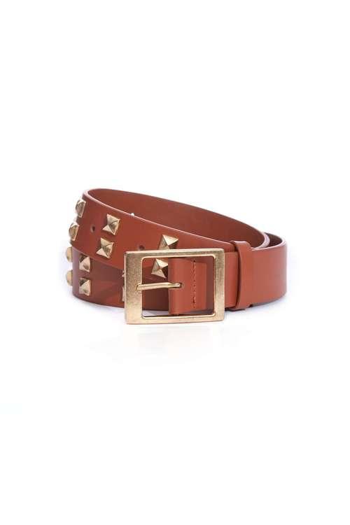 Personalized rivet belt,Season (AW) Look,Season (AW) Look,Belts,Season (AW) Look,Belts