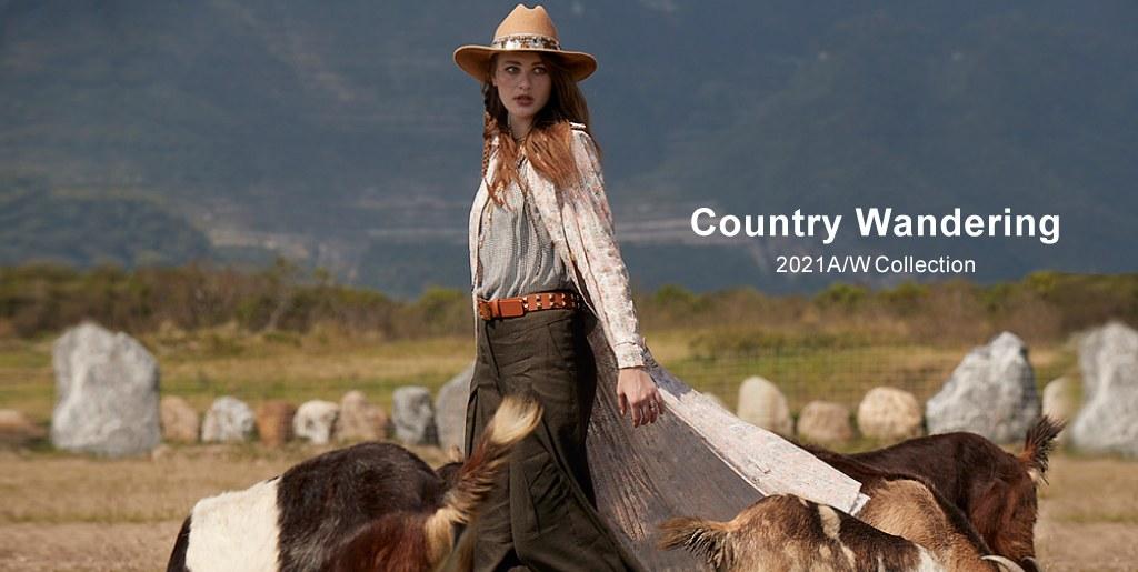 Country WanderingCountry Wandering